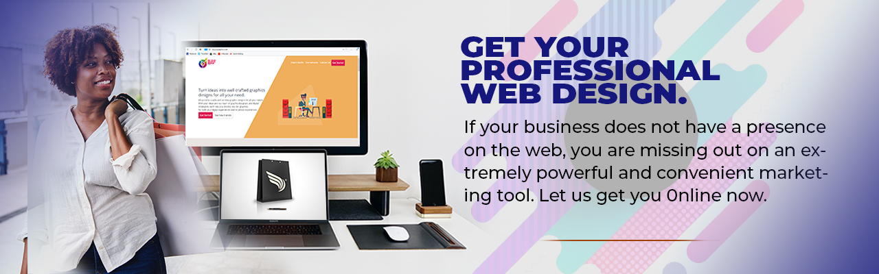 We are a professional and experienced Website design and development company in Lagos, Nigeria